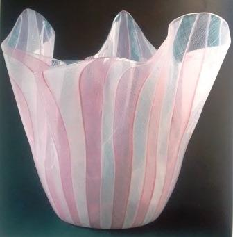 The Tissue. Venini 1951