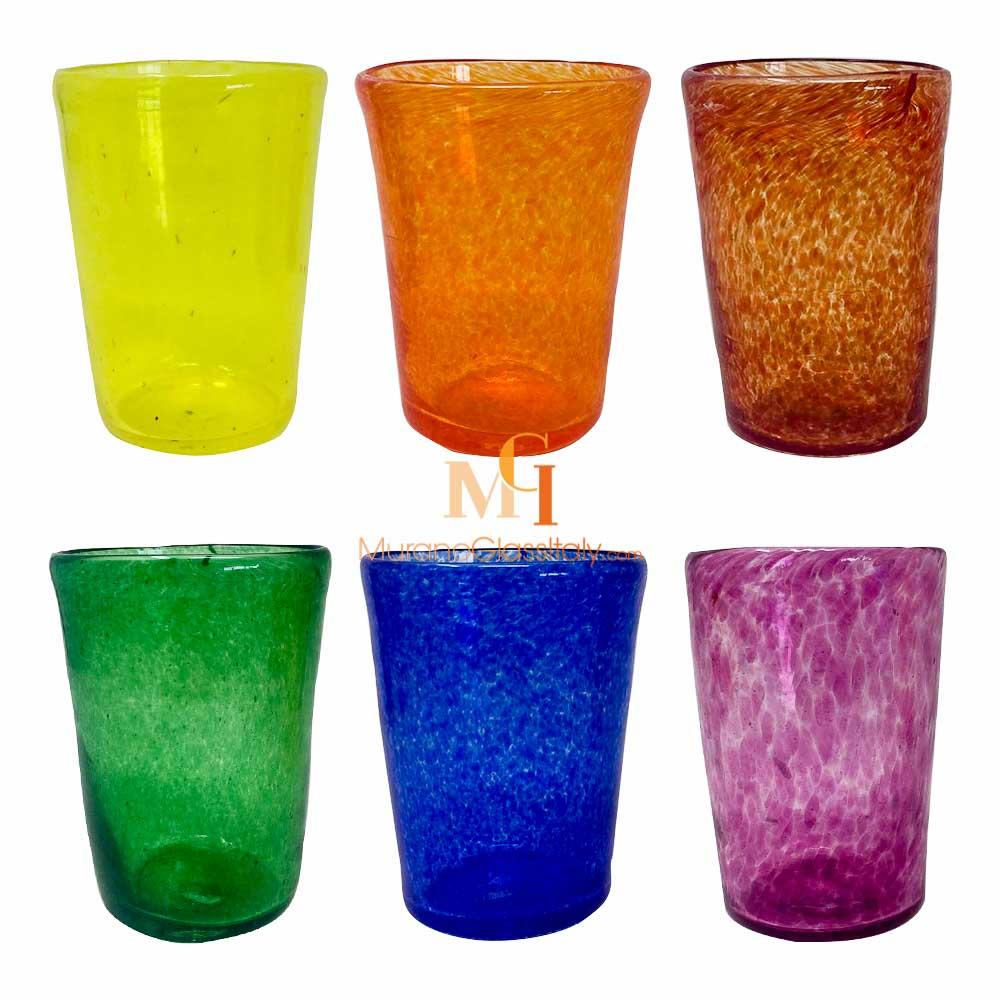murano glas trinkgläser
