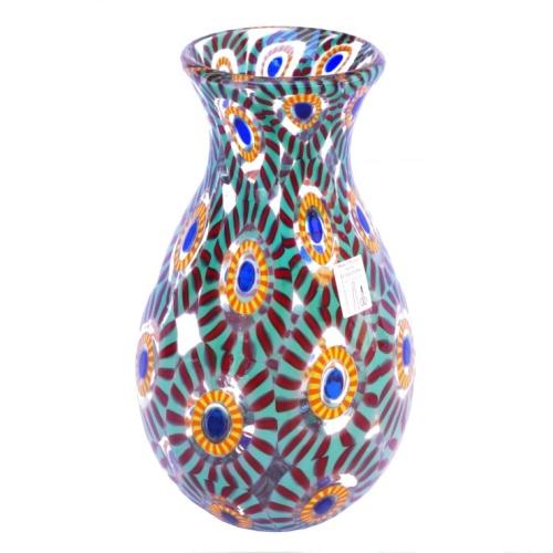 Murano Flower Vase Hera 30 degree