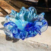 murano centerpiece bowl