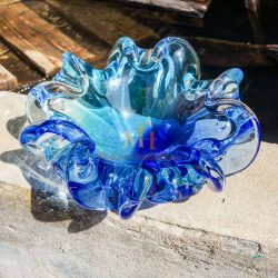 murano centerpiece bowl