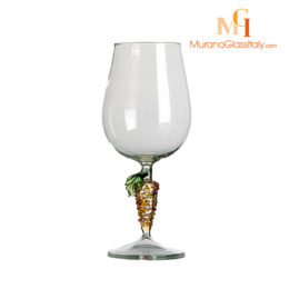 murano wine glasses