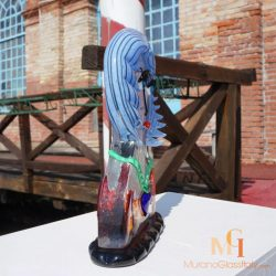 Murano glass head