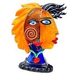 Picasso Kopf Sammlung
