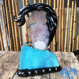 Certified Murano sculpture Picasso