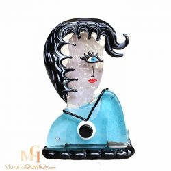 Certified Murano sculpture Picasso