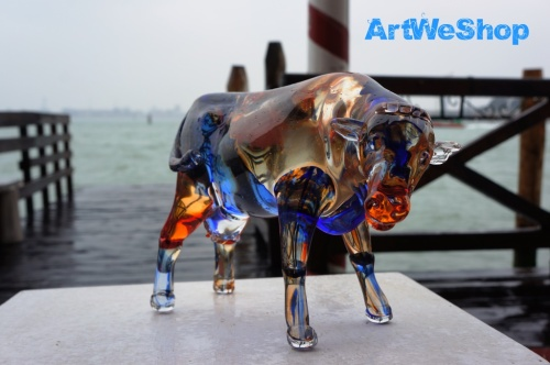 vache decorative