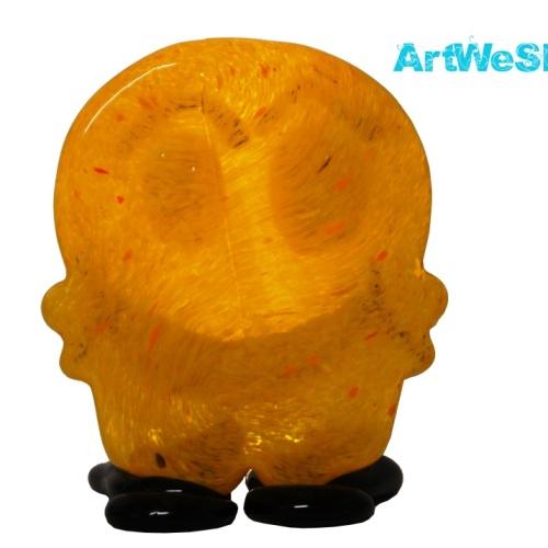 Spongy Bob glass sculptures for sale