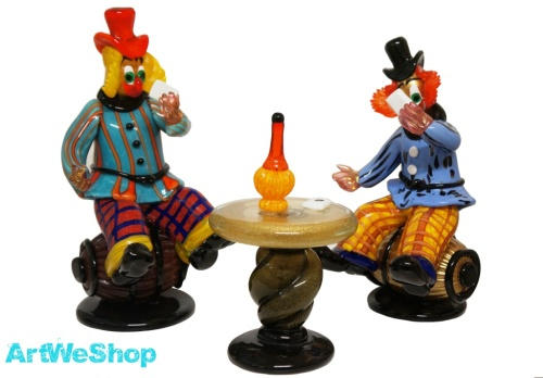 clown verre