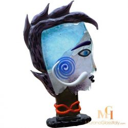 picasso head sculpture