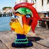 Redhead - Murano Picasso