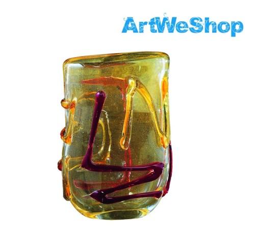 muranoglas vasen