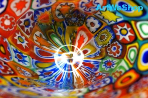 murrine bowl