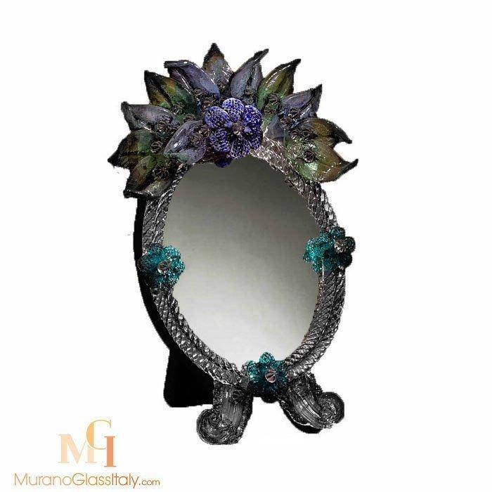 murano standing mirror