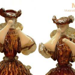 Murano glass figurine