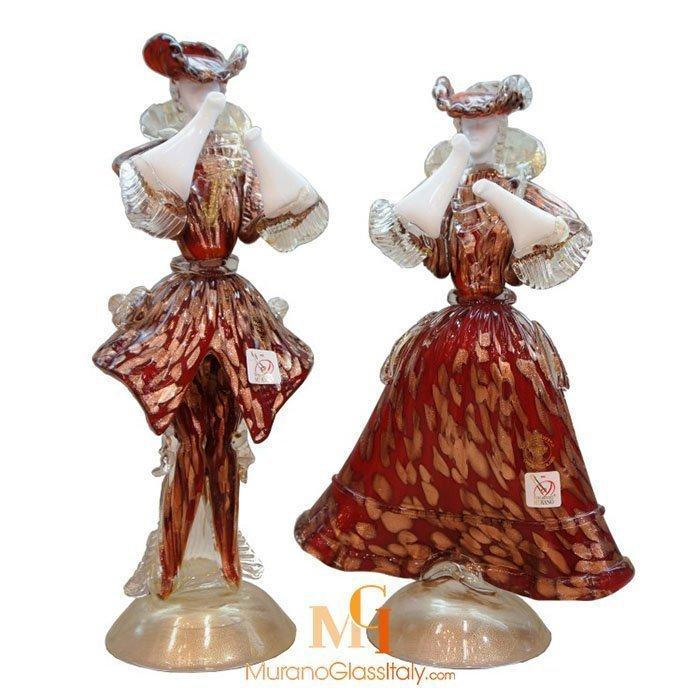 Murano figurine