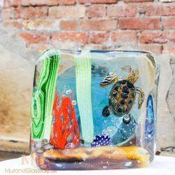 glass sea life