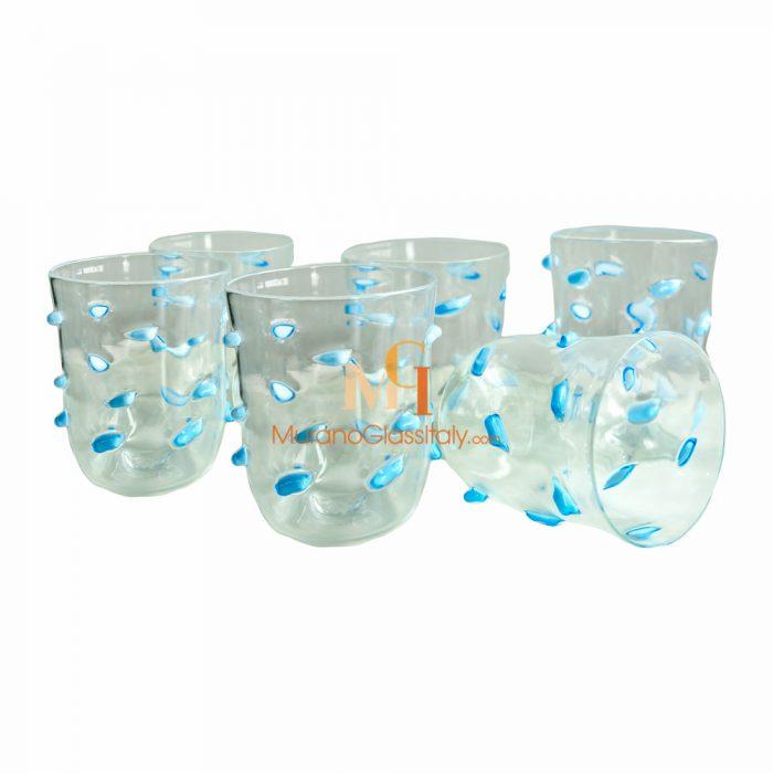 service verre cristal murano
