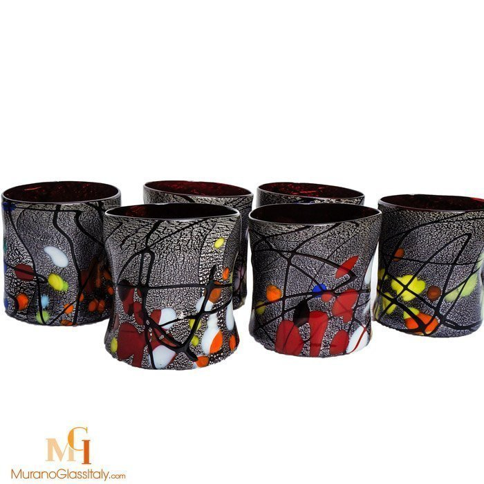 handmade drinking glasses