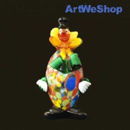 figurine clown