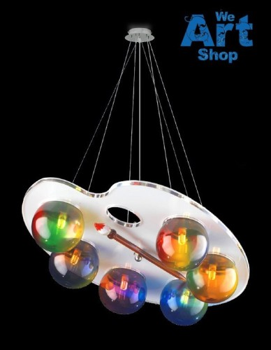 murano glass chandelier modern