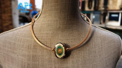 Antica Murrina Necklace front