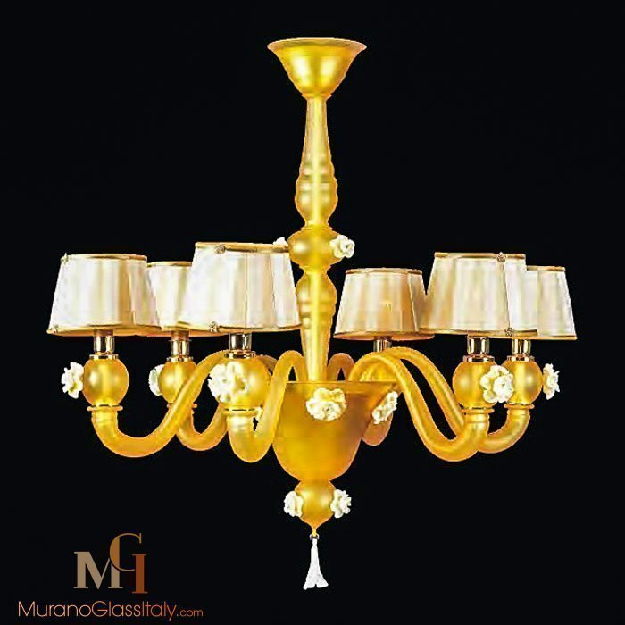 murano glass lamps