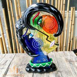 sculpture murano