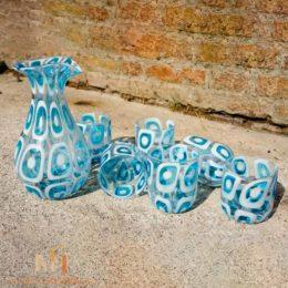 carafe verre murano