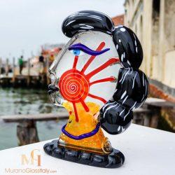 glass sculpture sale