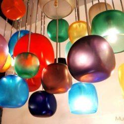murano ceiling lamp
