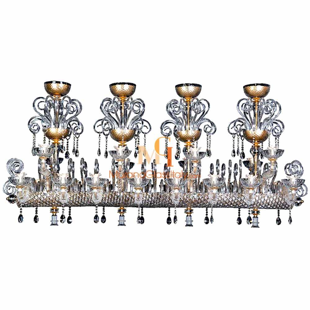 venetian chandelier murano