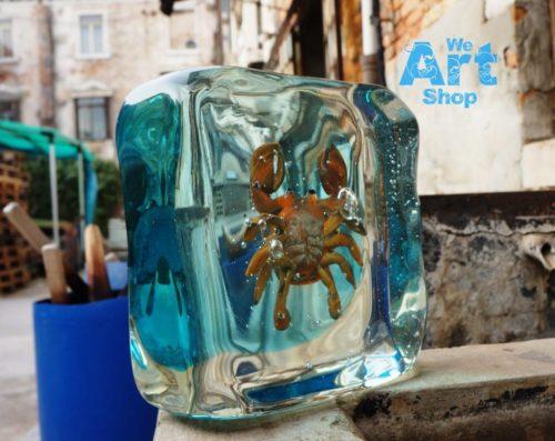 scultura marina di Murano