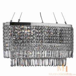 意大利风格玻璃水晶灯