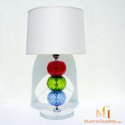 cristal lampe