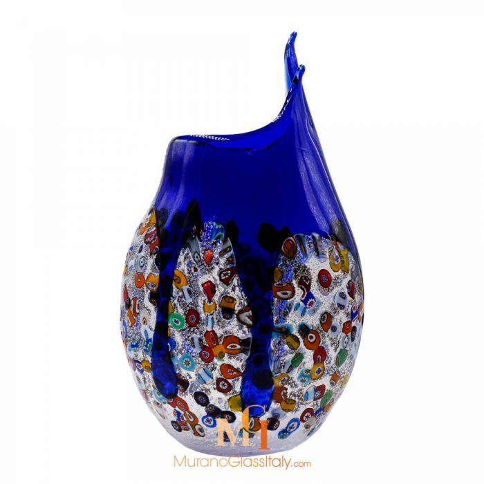 leonardo vase blau
