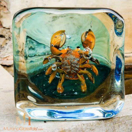 glass crab