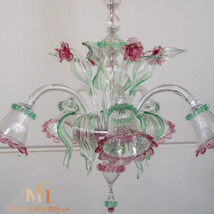 Lustre cristal de murano acheter en ligne officielmuranoglassitaly - Produit nettoyage lustre cristal ...