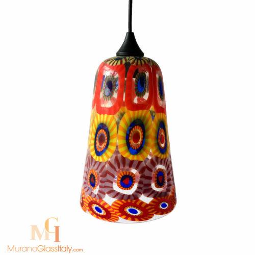 italian glass pendant lighting