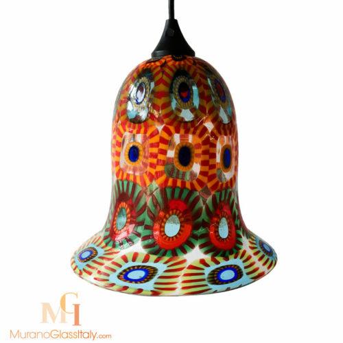 murano glass mini pendant lights