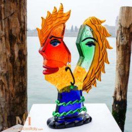picasso skulpturen