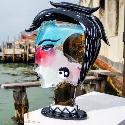 sculpture abstraite moderne