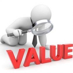 murano glass valuation