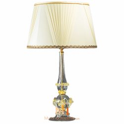 venetian glass table lamps