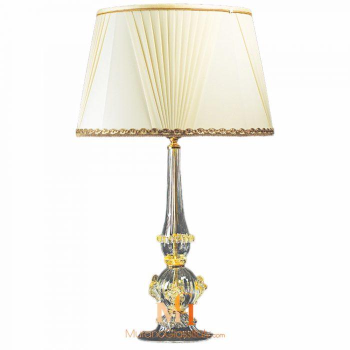 venetian glass table lamps