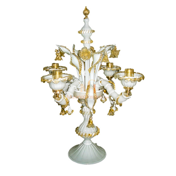 italian glass lamps