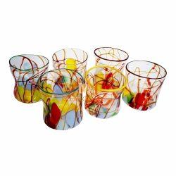 威尼斯手工玻璃杯