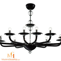 Modern Glass Chandeliers