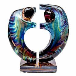 زجاج الحب من مورانو