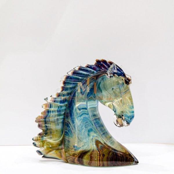 murano horse cavallo